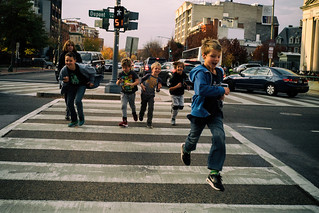 Dupont Circle   by Mike J Maguire