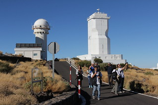 Afternoon at the Teide Observatory
