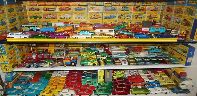 Matchbox 1-75 series collection