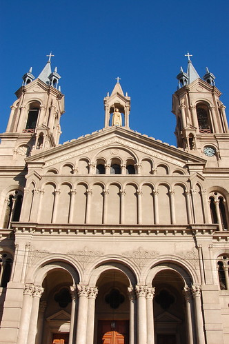 Cathedral in La Rioja, Argentina | by blueskylimit