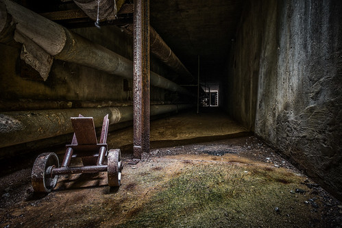 Tunnel Rat Territory | by Entropic Remnants