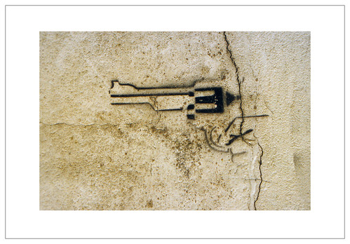 Hay Graffiti Gun | by Pictures from the Ghost Garden