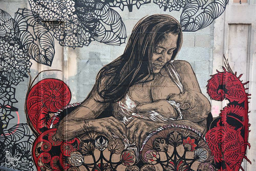 Swoon - Nuit Blanche Paris 14 | by Butterfly Art News