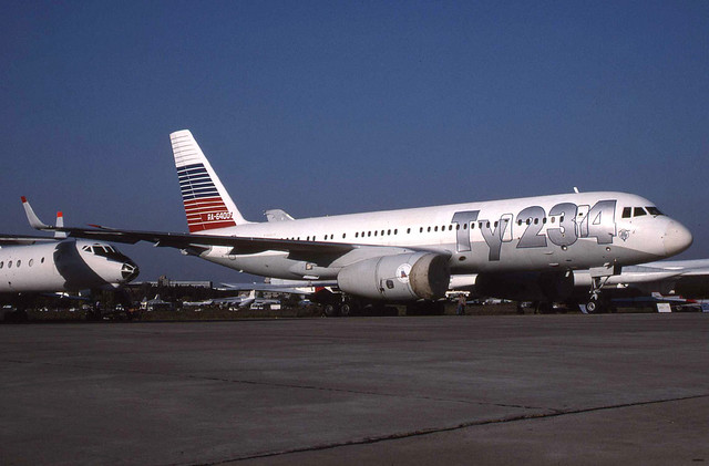 RA-64001 - Tu-234 - OKB Tupolev [Zhukowsky 8.95]