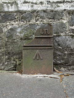 Old GPO cable marker (broken) | by chrisinplymouth