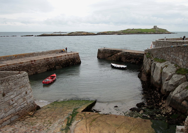 Dalkey Island and Harbour
