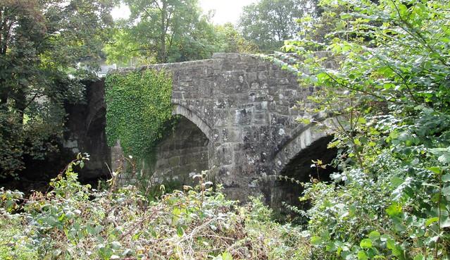 Chagford Bridge Chagford Dartmoor