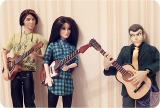 New stars of the music scene | by kasane_and_ko