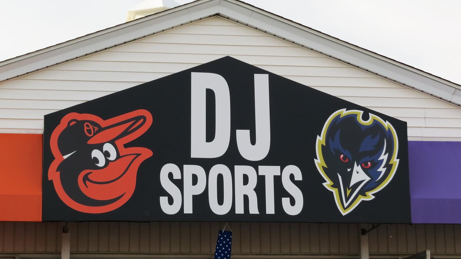 DJ Sports Bar Awning
