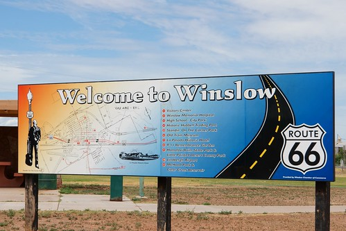 Welcome to Winslow | by RoadTripMemories