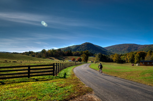 road bicycle nikon ride country flare d300 albemarlecounty nikonafsdx1755mmf28 bobmical