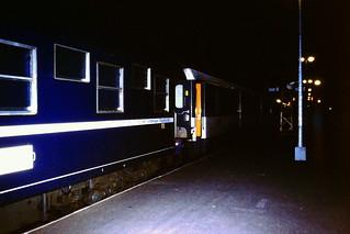 Béziers (France) station, 19 Feb 1991