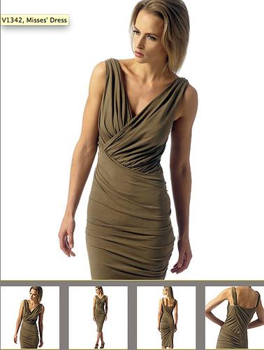Vogue 1342 dress