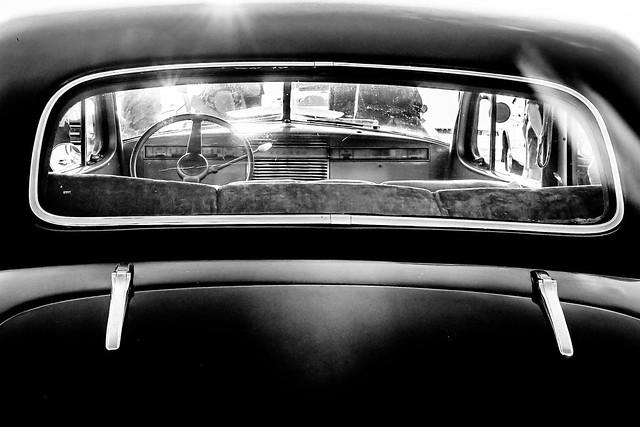 Through The Rear Window