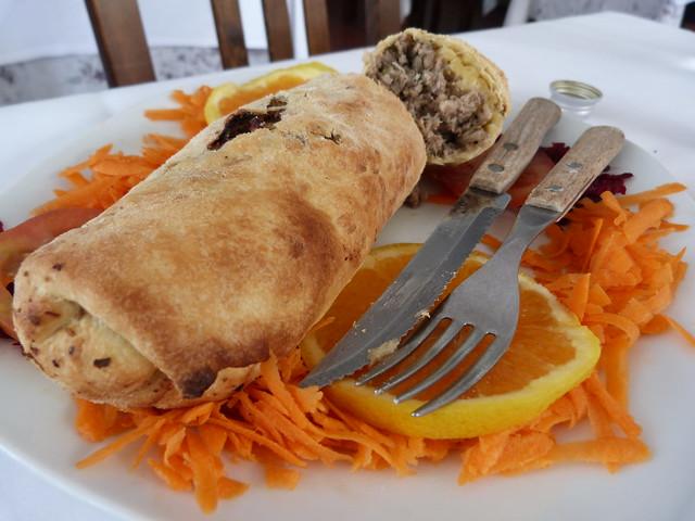 La gastronomía es uno de los grandes valores de la región del Alentejo