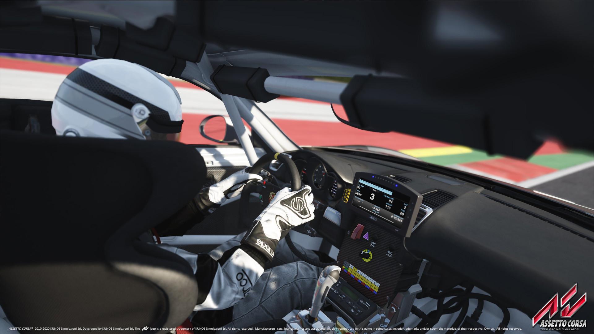 Porsche DLC 15