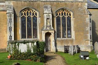 chancel doorway