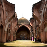 Katra Masjid (Mosque)- an architecture of 1723-1724 AD : Murshidabad, West Bengal, India.   [EXPLORED]