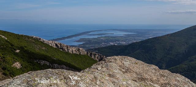 Bastia - Col de Teghime