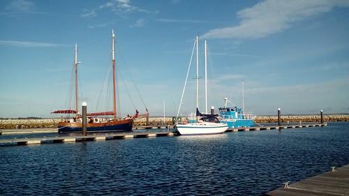 portlandmarina winter light noah yacht
