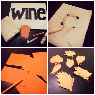 Fall DIY Project Steps | by mistymorningdesign