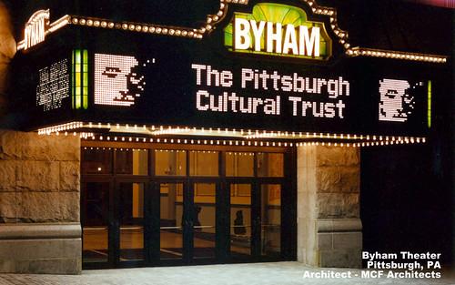 Byham Theater | by BraceEngineering