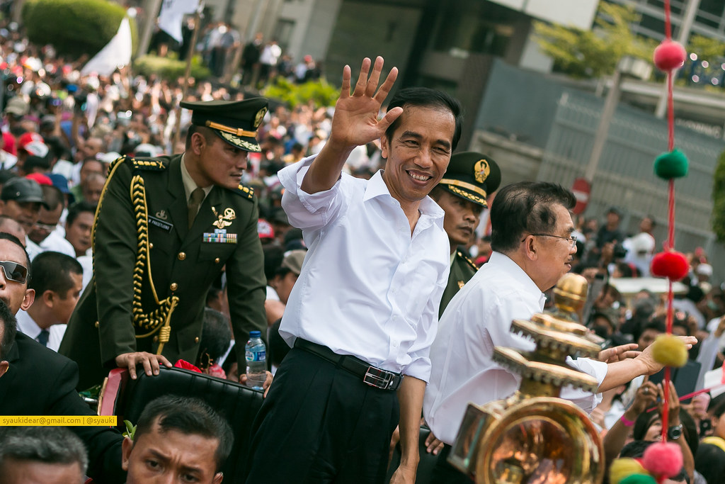 The New Mr. President