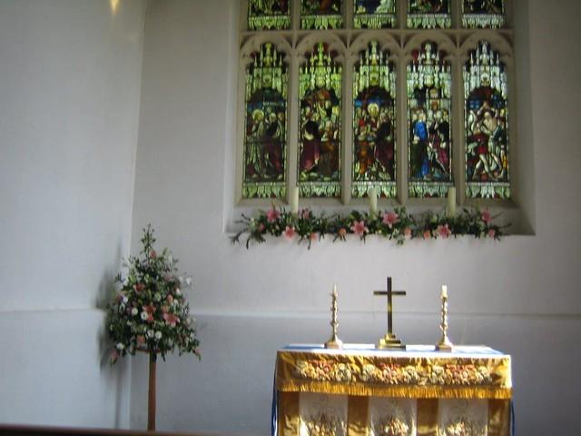 St Andrew's Church Flower Arrangers