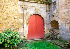 Sarlat Door