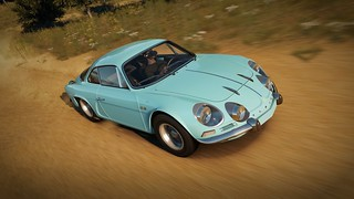 AlpineA110002AMCWaterfallBlue | by Populuxe Cowboy