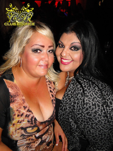 9/26/14 Club Bounce Party Pics! BBW little black dress party!