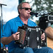 Ray Abshire and Friends at Festivals Acadiens et Créoles, Girard Park, Lafayette, Oct. 11, 2014