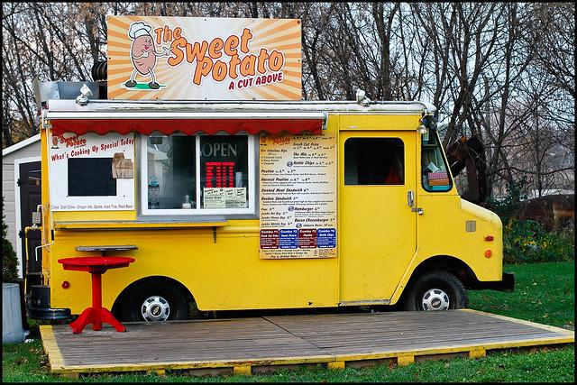 The Sweet Potato Truck