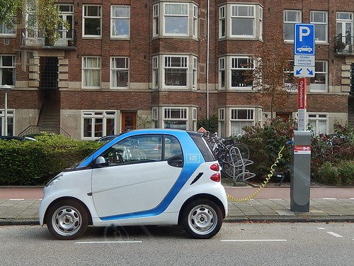 Electric Car2Go | by mikecogh
