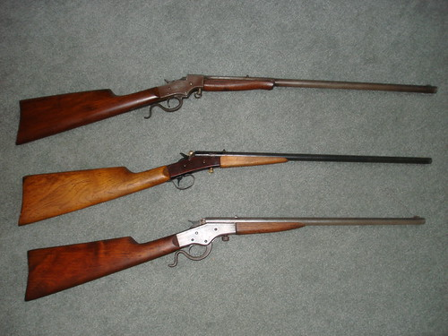 Stevens Boys Rifles