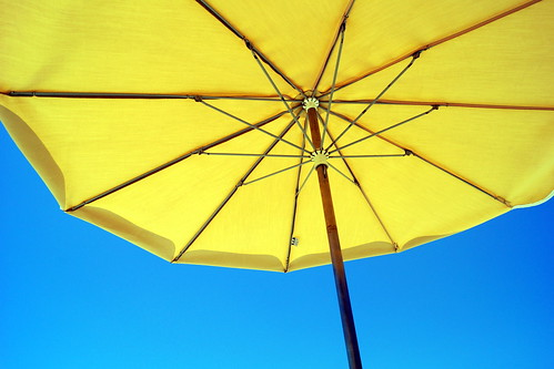 Sun umbrella | by nudelbach