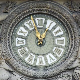 Clock Louvre | by Mark Morgan Trinidad B