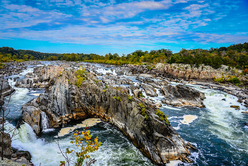 park cliff usa water america river landscape virginia us waterfall rocks unitedstates wasserfall great greatfalls rocky falls cliffs national waterfalls va potomac gorge paysage parc mather chute deau mclean cascada cascata gröse gröster wasserfalls ilobsterit