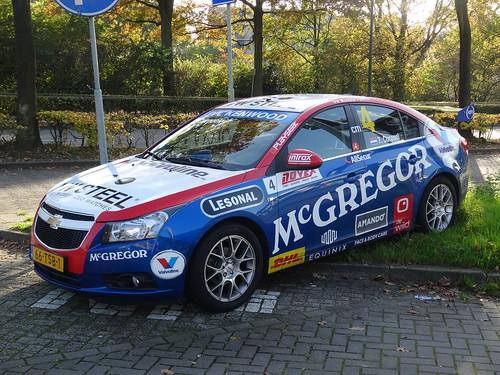 2012 Chevrolet Cruze WTCC Photo