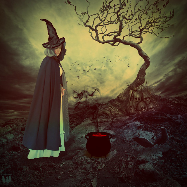 Witch Queen of New Orleans...