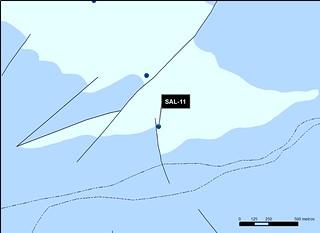 SAL_11_M.V.LOZANO_GAMELLONES LA HOCECILLA_MAP.GEOL