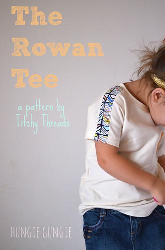 Rowan Tee | by hungie gungie
