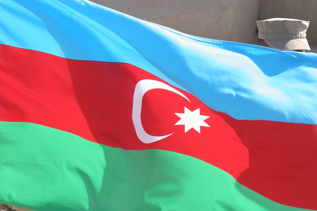 Russia helps to correct a long standing grievance between Azerbaijan and Armenia.