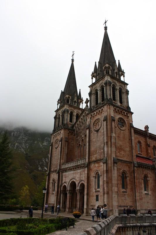 Covadonga, November 1st, 2014