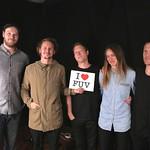 Thu, 30/10/2014 - 1:50pm - Live in Studio A, 10.30.2014 Photo by Michael Shemenski