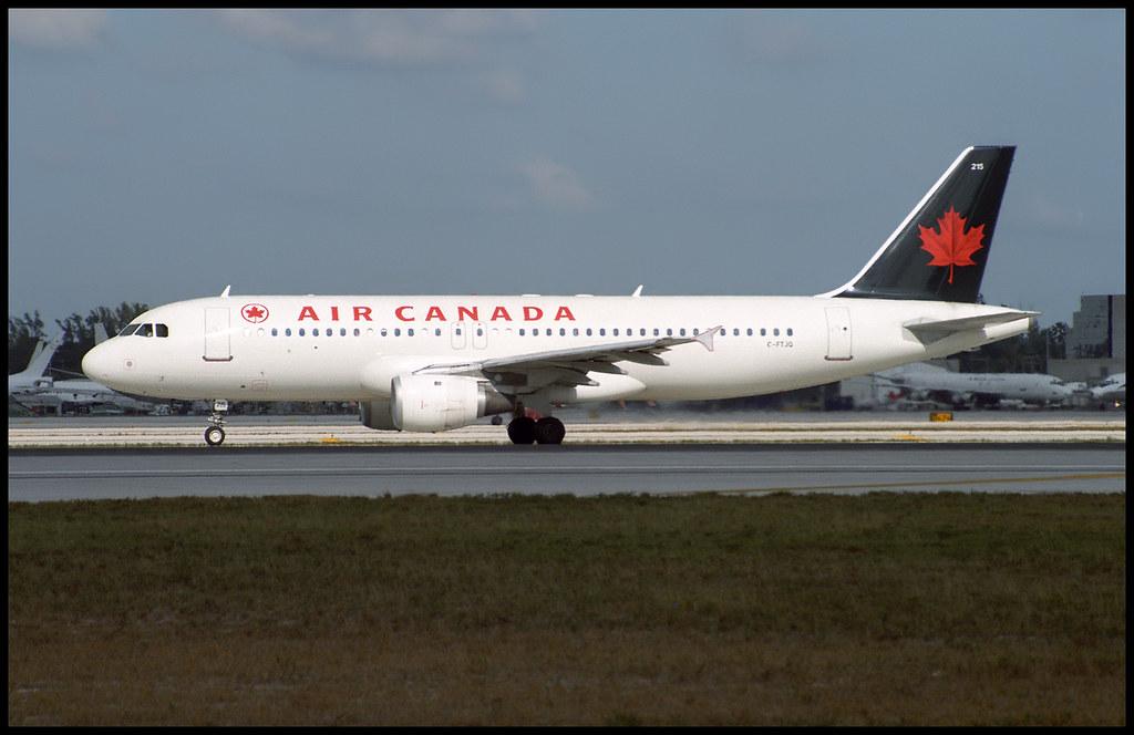 C-FTJQ - Miami (MIA) 22.01.1997
