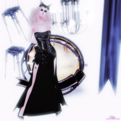 The Dark Lady | by Angel Tzara  Find me @ angeltzara.com