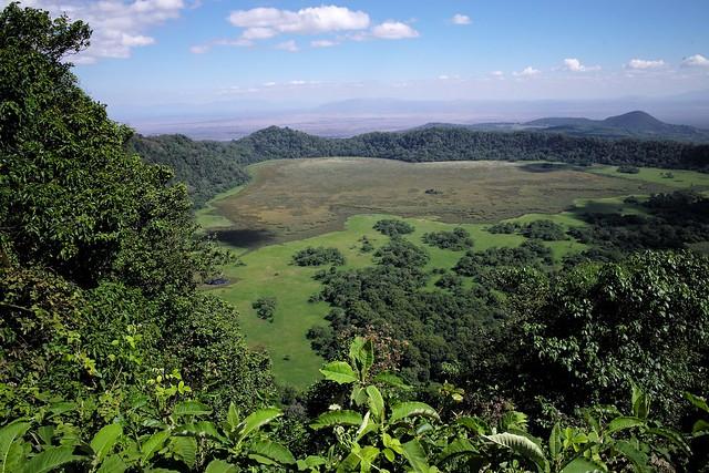 Arusha National Park: Ngurdoto Crater
