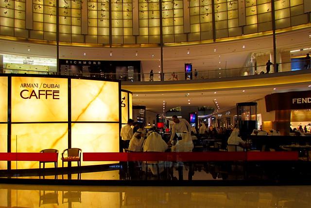 Armani Dubai Caffè...