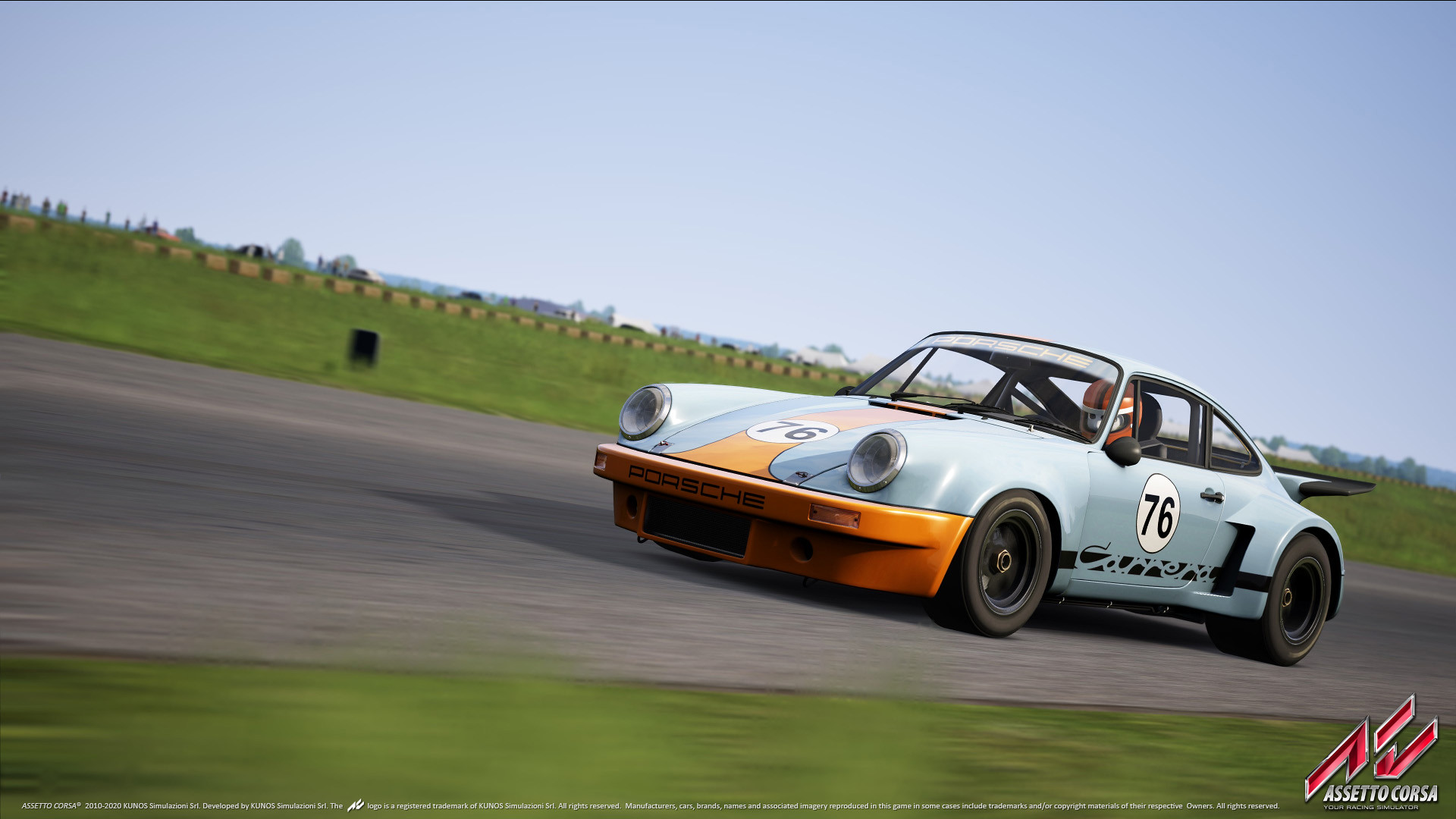 Porsche DLC 13